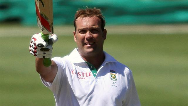 Cricket - Kallis enjoys Test curtain call
