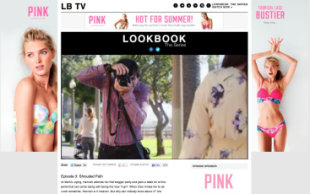 3 Tips for Winning at Brand Storytelling With Webisodes image branded content webisode lookbook pink