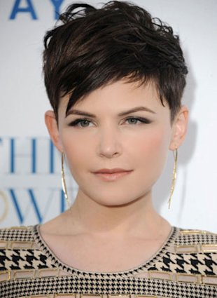 Ginnifer Goodwin's Oblong Pixie