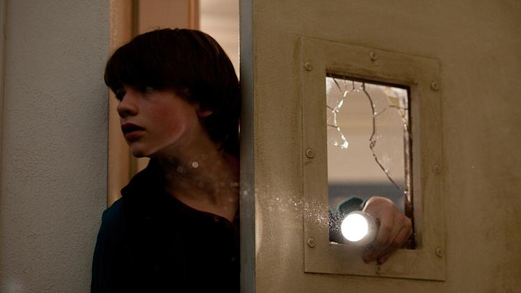 Super 8 Paramount Pictures 2011 Joel Courtney