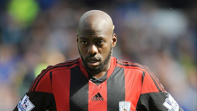 Youssouf Mulumbu, West Bromwich Albion (PA Photos)