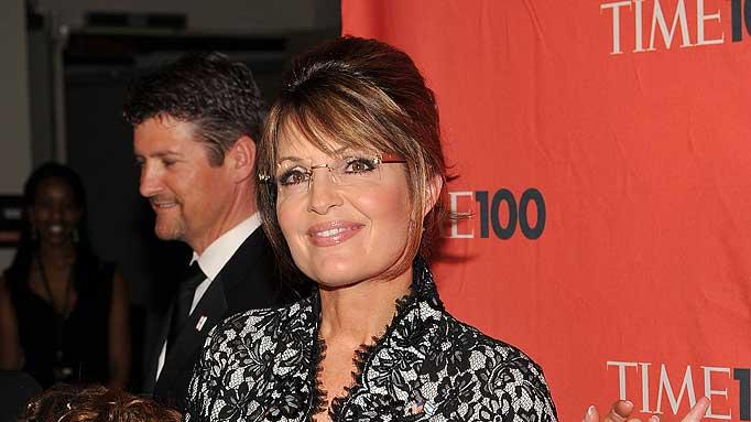 Palin Sarah Time Influential