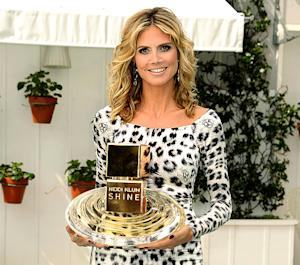 Heidi Klum, Justin Bieber Win Big at FiFi Awards