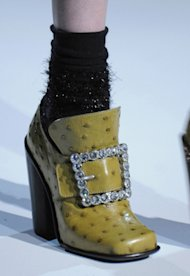 Marc Jacobs, Chloe, McQueen, Westwood and Prada: Top Shoes From Autumn Winter 2012!