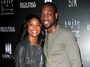Dwyane Wade Bans Gabrielle Union From Sitting Courtside