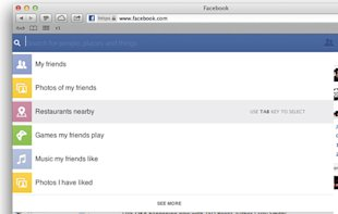 Introducing Graph Search by Facebook image facebooktk1