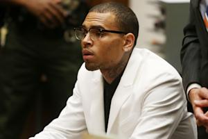Chris Brown Pleads Not Guilty in Hit-and-Run