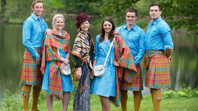 'Horrific', 'humiliating' Scottish athletes' uniforms hammered