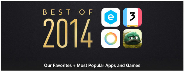 Apple Announces Most Popular Apps in 2014 image a 248.jpg