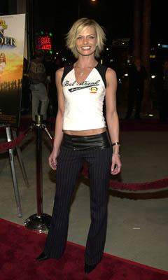 Jaime Pressly at the Hollywood premiere of Artisan's National Lampoon's Van Wilder