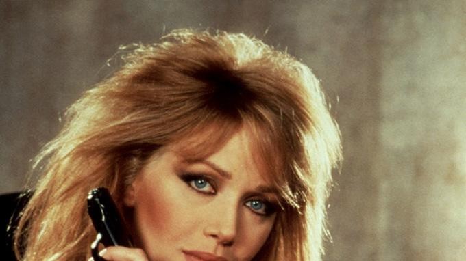 Bond Girls Gallery 2008 A View to Kill Tanya Roberts