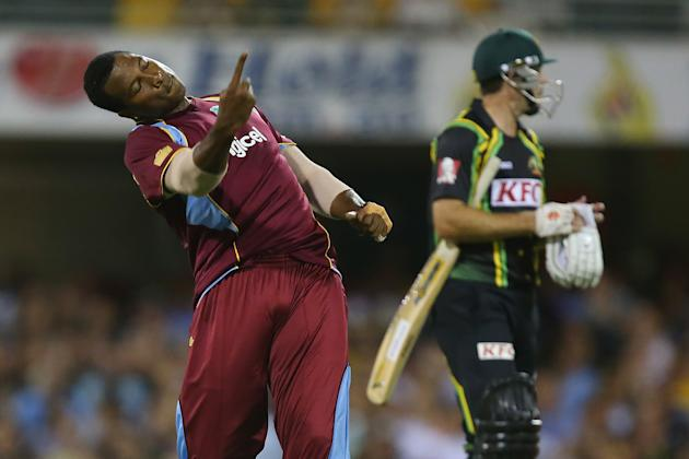 Australia v West Indies - Twenty20