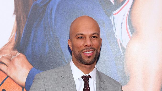 Just Wright NY Premiere 2010 Common