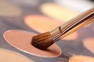 Brushes are essential to any makeup kit / iStockphoto