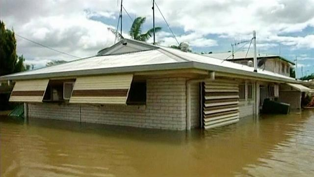 Australia hit with historic flooding