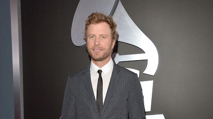 The 55th Annual GRAMMY Awards - Red Carpet: Dierks Bentley