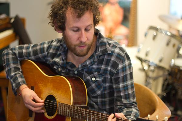 Ben Lee Trips Out on 'Welcome to the House of Mystical Death' - Song Premiere