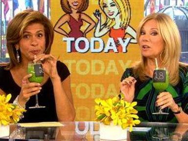 KLG, Hoda 'Struggling' With Wineless Wednesday
