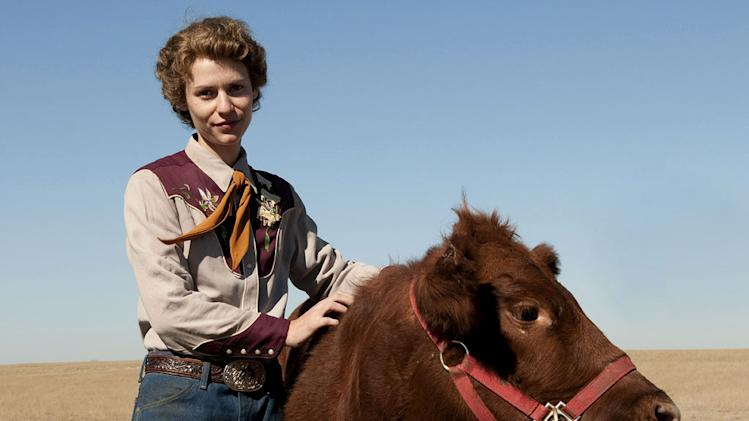 "Claire Danes stars as Temple Grandin in ""Temple Grandin."""