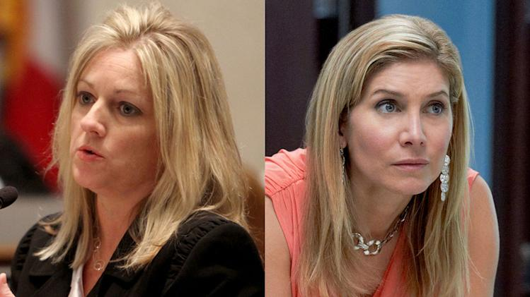 "Linda Drane Burdick & Elizabeth Mitchell ""Prosecuting Casey Anthony"""