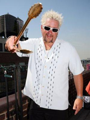 Guy Fieri on Nasty New York Times Review: 'I Wholeheartedly Disagree'