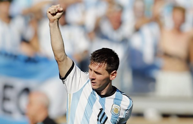 Late Messi strike saves punter a fortune