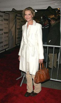 Joan Allen at the NY premiere of Focus Features' Brokeback Mountain