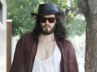 Russell Brand Armed And Dangerous: 'Guns Are Fun'
