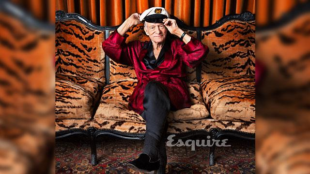Hugh Hefner: I Never Cheated On My Wives