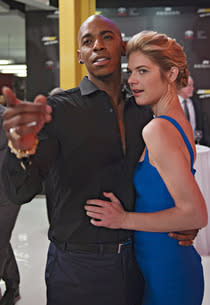 Mehcad Brooks, Kate Miner | Photo Credits: Richard Ducree/USA Network