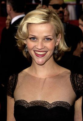 Reese Witherspoon 74th Academy Awards Hollywood, CA 3/24/2002