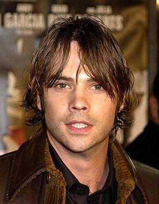 Premiere: Barry Watson at the Westwood premiere of Warner Brothers' Ocean's Eleven - 12/5/2001