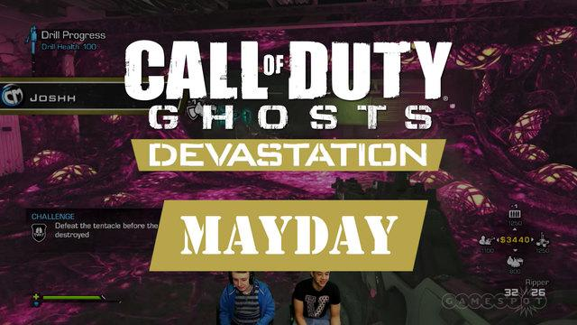Mayday - Call of Duty: Ghosts Devastation - Sponsored Gameplay