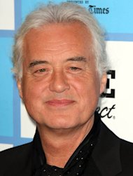 Jimmy Page hurt by London Olympics snub