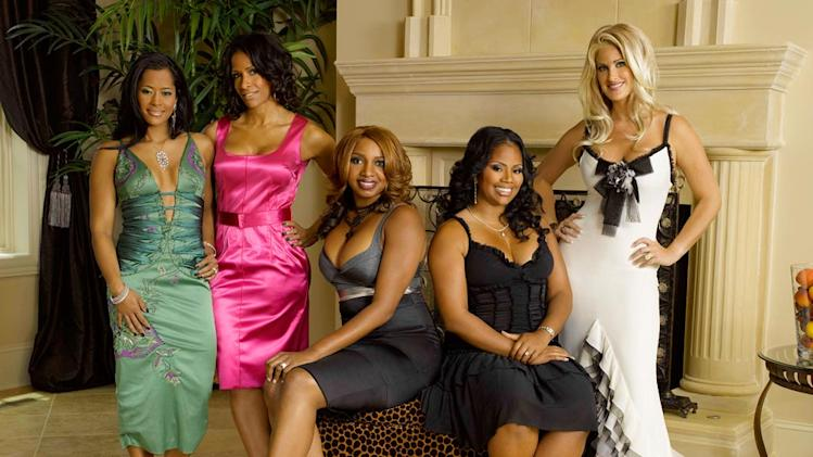 The cast of The Real Housewives of Atlanta.