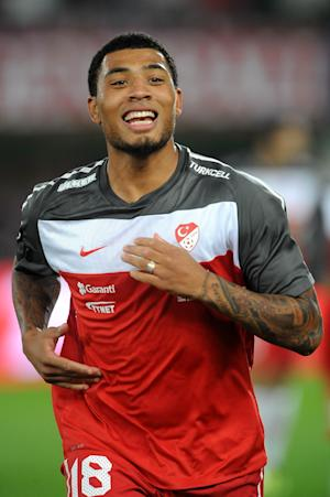 Colin Kazim-Richards, pictured, has been impressed with Steve Kean since joining Blackburn