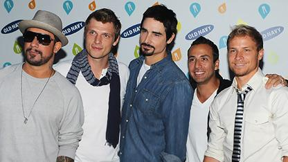 The Backstreet Boys Debut New Christmas Song