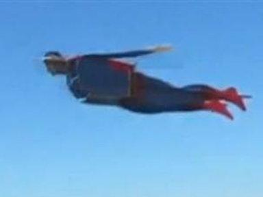 It's a Bird...It's a Plane? 'Superman' Spotted