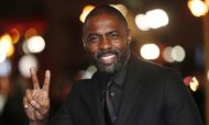 Mandela Movie Star Idris Elba In Hospital