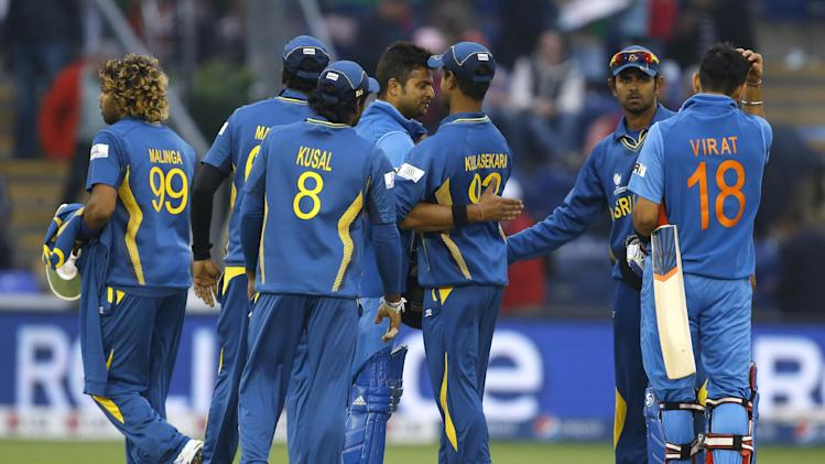 Britain Cricket ICC Trophy India Sri Lanka
