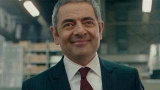Johnny English Reborn: Johnny English Explores The Toy Cupboard