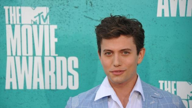 Jackson Rathbone arrives at the MTV Movie Awards at Universal Studios in Los Angeles on June 3, 2012 -- Getty Premium