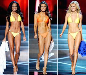 Miss USA 2013 Contestants Too Skinny, Former Pageant Winners Say