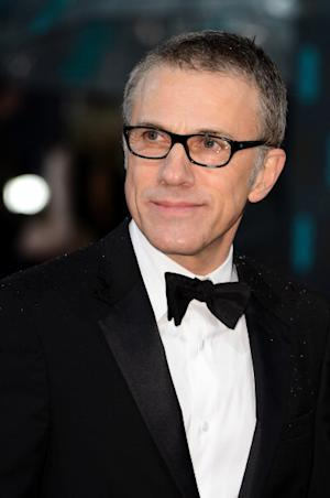 Christoph Waltz Wins Best Supporting Actor for 'Django Unchained'