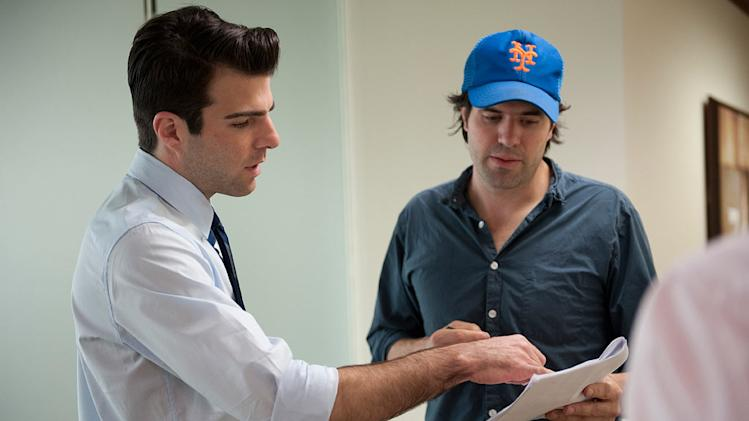 Margin Call 2011 Roadside Attractions Zachary Quinto Joss Whedon
