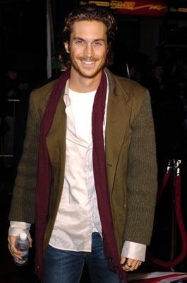Oliver Hudson at the LA premiere of Disney's Miracle