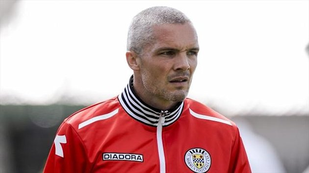 Jim Goodwin, St Mirren (PA Sport)