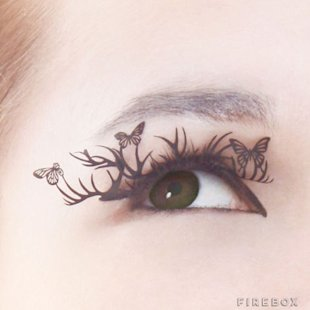 Paperself Lashes; courtesy of Firebox