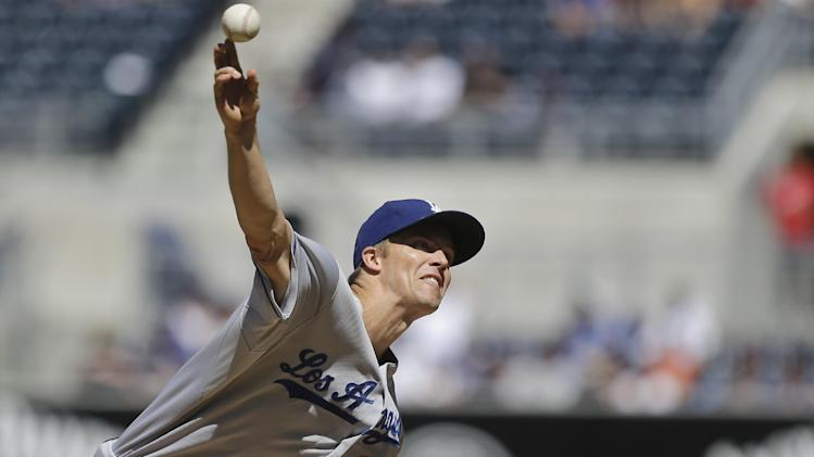 Unearned run gives Dodgers 1-0 win over Padres