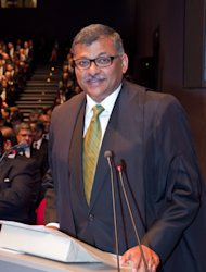 Sundaresh Menon will replace Chief Justic Chan Sek Keong come November. (Photo courtesy of Supreme Court)